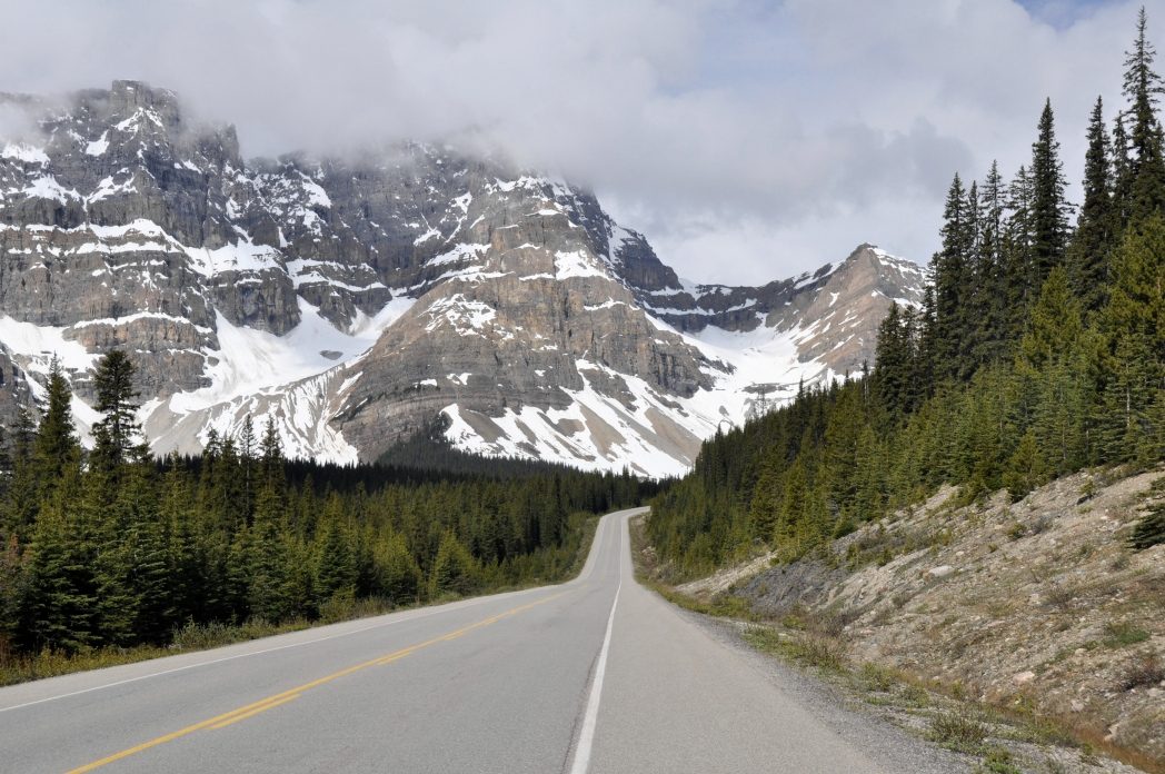 five best road trips in Canada - The Trans Canada Highway