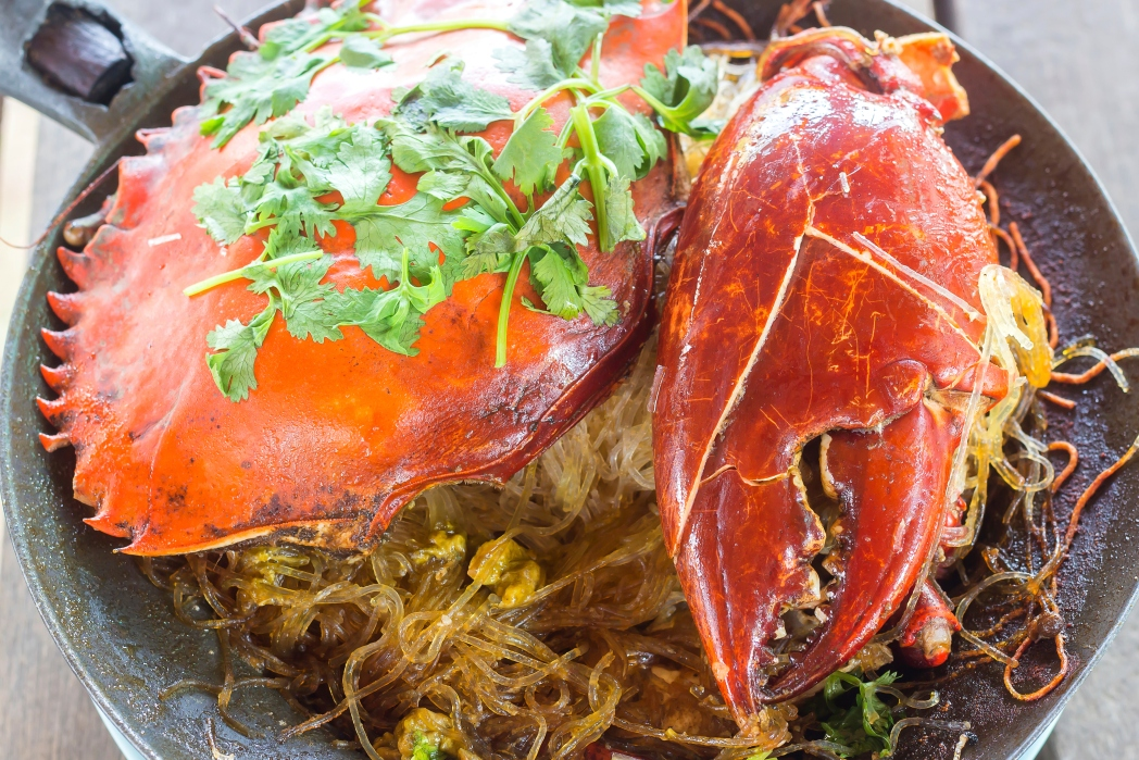 Chilli crab in Singapore. Things to Eat in Singapore | Skyscanner Canada