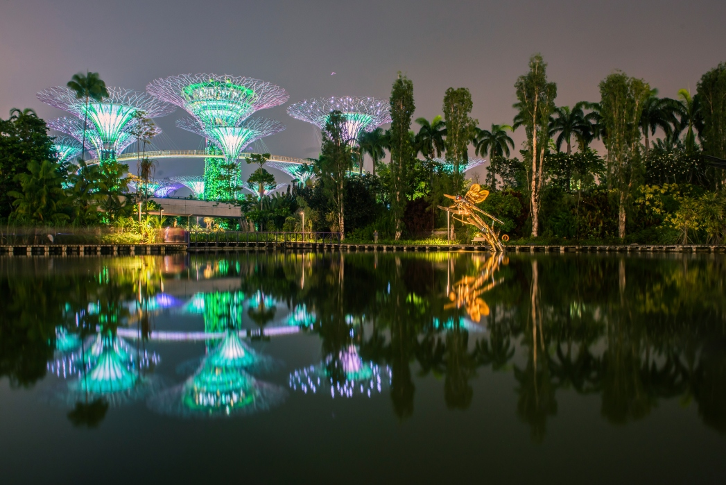 Gardens by the bay park in Singapore. Things to Do in Singapore | Skyscanner Canada