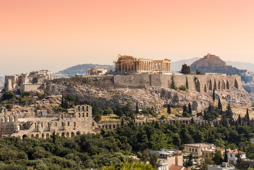 The Acropolis is one of the top things to do in Athens.