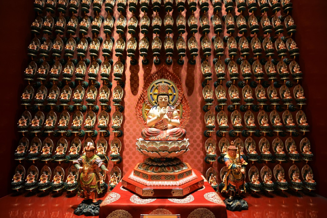 Buddha Tooth Relic Temple and Museum in Singapore. Things to Do in Singapore | Skyscanner Canada