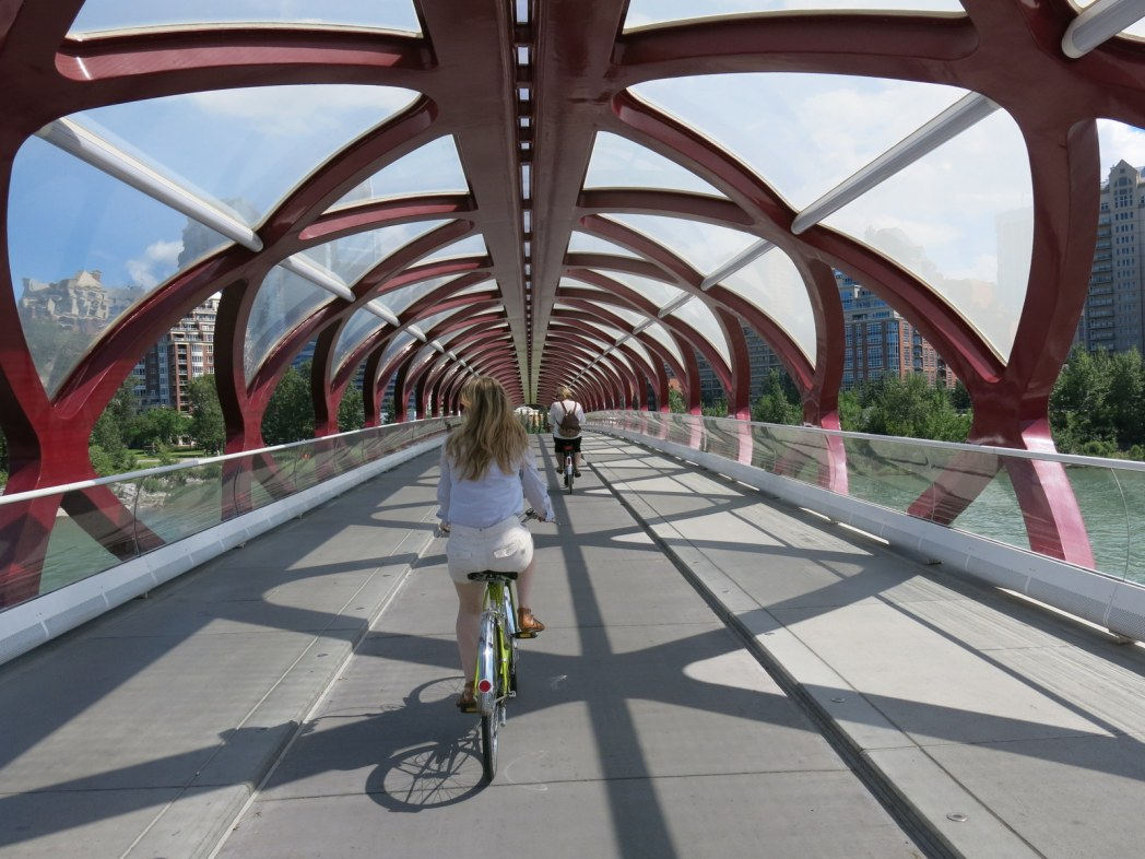 What to Do in Calgary: Cycling