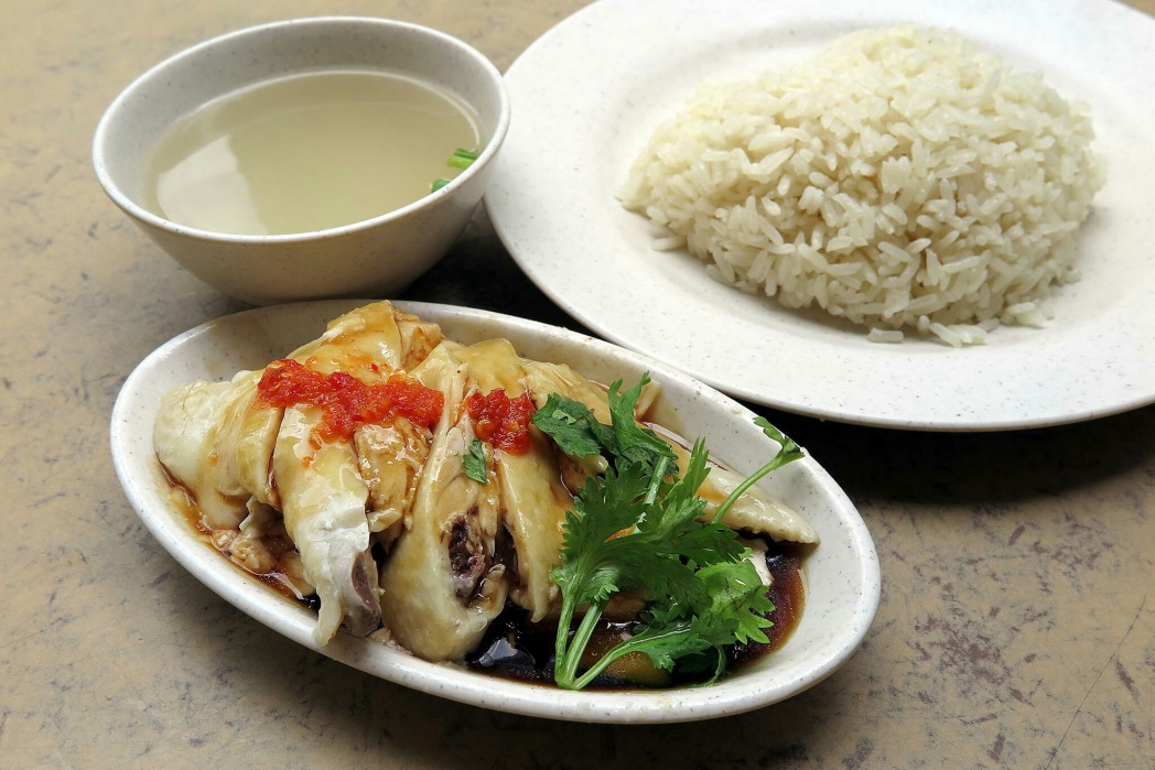 Hainanese chicken rice in singapore. Things to Eat in Singapore | Skyscanner Canada