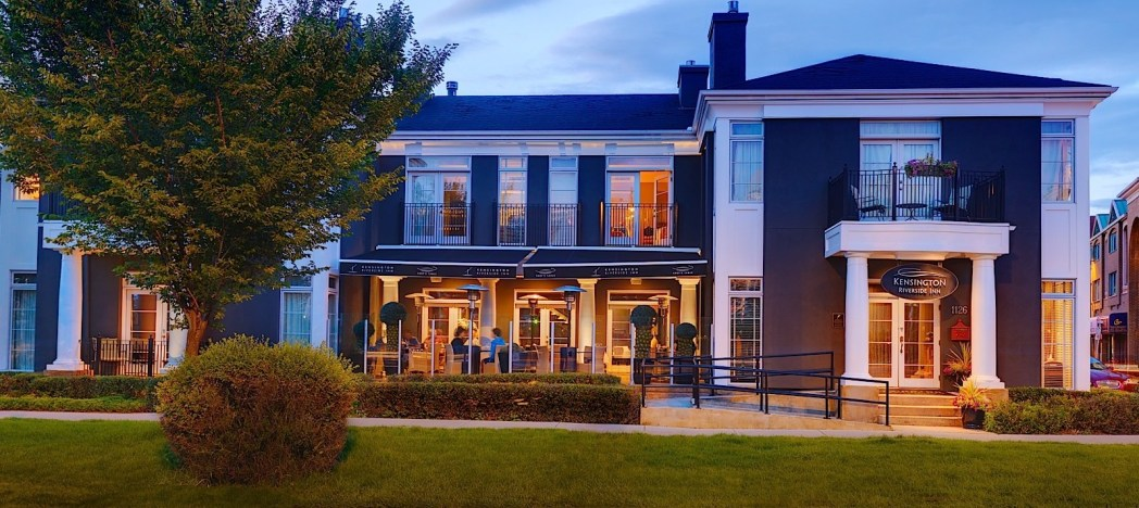 Where to Stay in Calgary: Kensington Riverside Inn