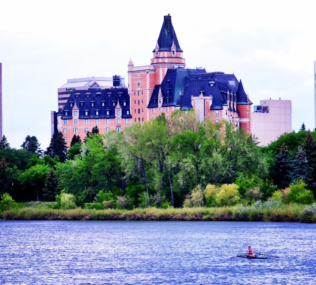 delta bessborough hotel from prairie lily riverboat