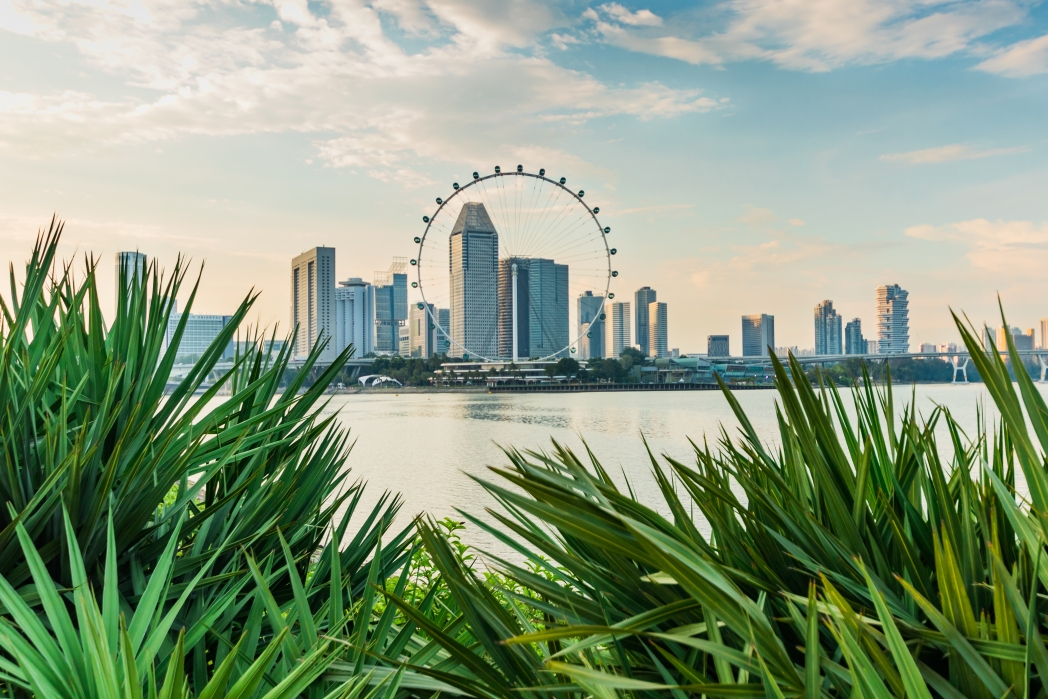 Image of Singapore from across a waterway. Things to Do in Singapore | Skyscanner Canada