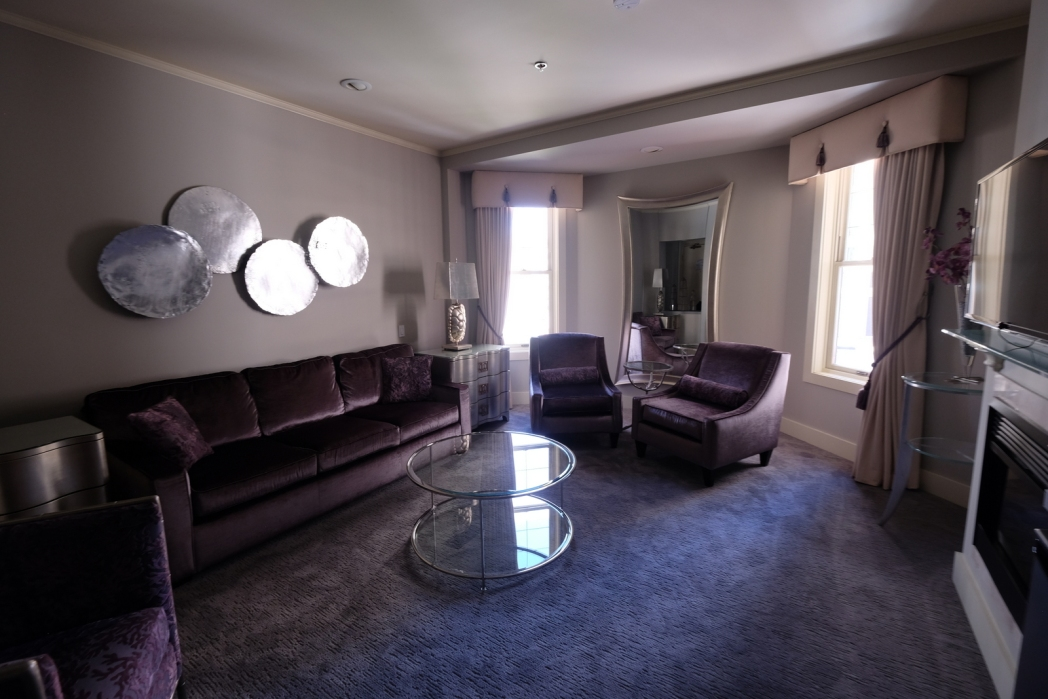 Where to Stay in Edmonton: Union Bank Inn