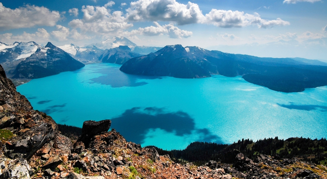 Five Best Road Trips in Canada - Sea to Sky Highway, British Columbia